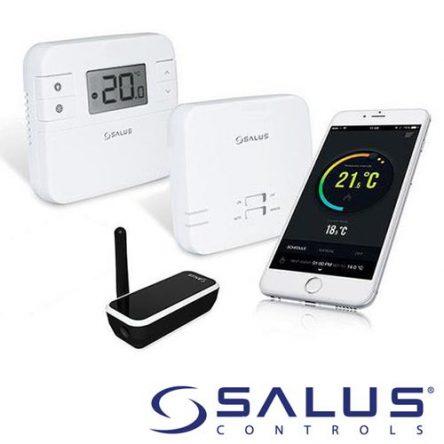 Беспроводной интернет-терморегулятор Salus RT310i (Польша)