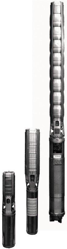 Глубинный насос для воды WILO TWI06.60-02-B DM