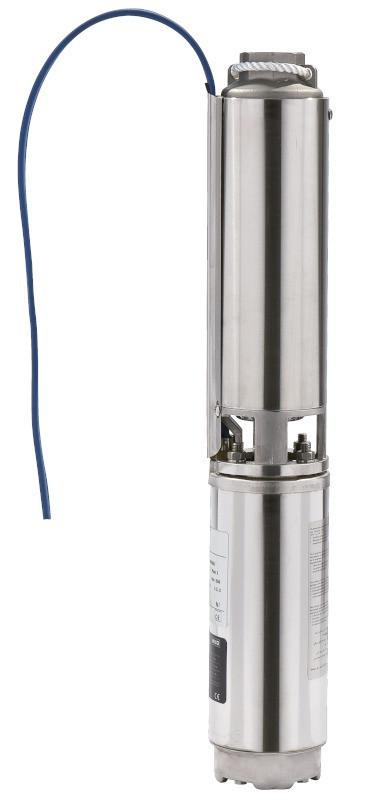 Глубинный насос для воды WILO SPU4.04-09-B/XI4