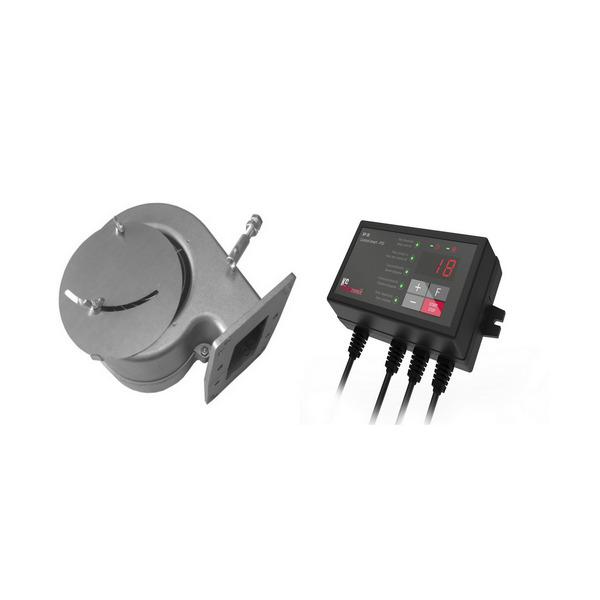 Комплект контроллер SP-35 + вентилятор DP-02 PK